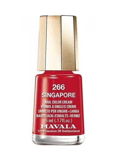 Mavala Mavala Oje 266 Singapore Kırmızı